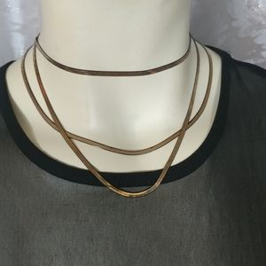 NAKAMOL Multistrand Necklace